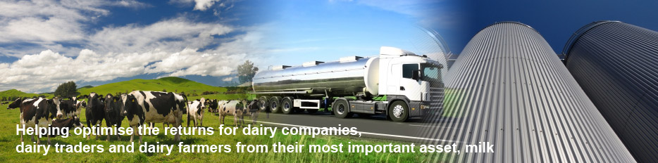 Helping optimise the returns from dairy farmers and organisations most important asset, Milk!